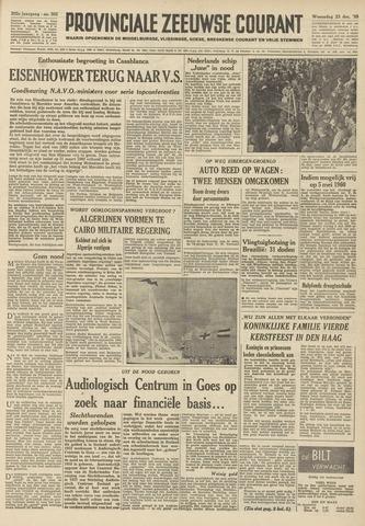 Provinciale Zeeuwse Courant 1959-12-23