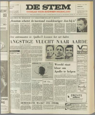 de Stem 1970-04-15