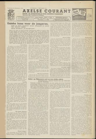 Axelsche Courant 1958-10-04