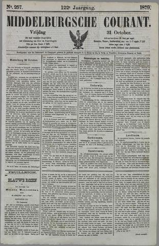 Middelburgsche Courant 1879-10-31