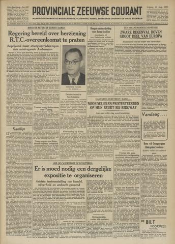 Provinciale Zeeuwse Courant 1951-08-10