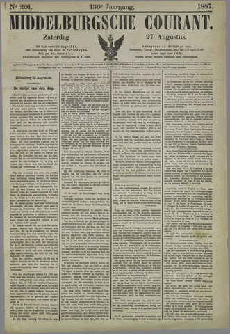 Middelburgsche Courant 1887-08-27