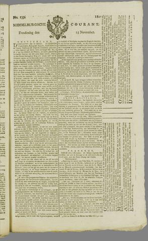 Middelburgsche Courant 1810-11-15