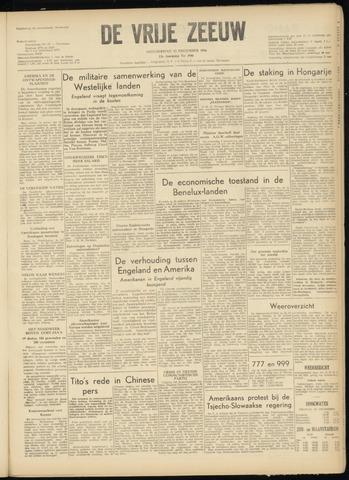 de Vrije Zeeuw 1956-12-13