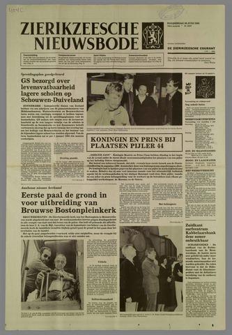 Zierikzeesche Nieuwsbode 1984-06-28