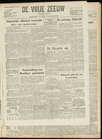 de Vrije Zeeuw 1951-05-23