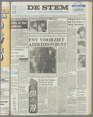 de Stem 1977-10-11