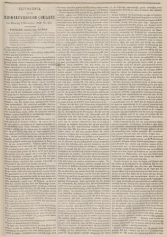 Middelburgsche Courant 1869-11-09