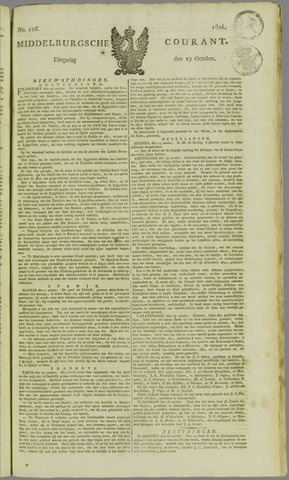 Middelburgsche Courant 1824-10-19