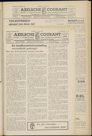 Axelsche Courant 1952-07-02