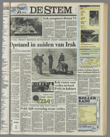 de Stem 1991-03-04