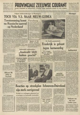 Provinciale Zeeuwse Courant 1962-02-10