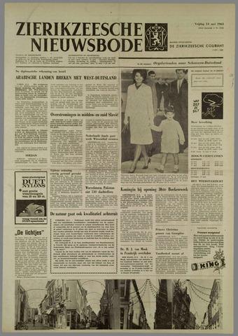 Zierikzeesche Nieuwsbode 1965-05-14