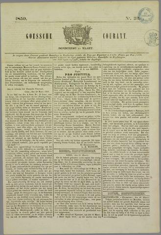 Goessche Courant 1850-03-21