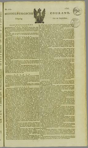 Middelburgsche Courant 1824-09-21