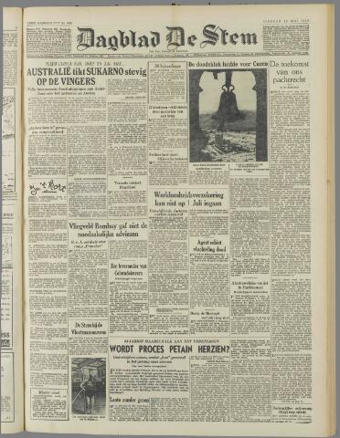 de Stem 1950-05-23