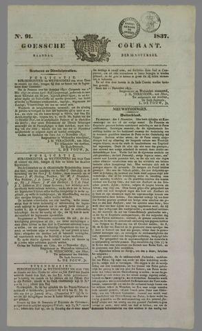 Goessche Courant 1837-11-13