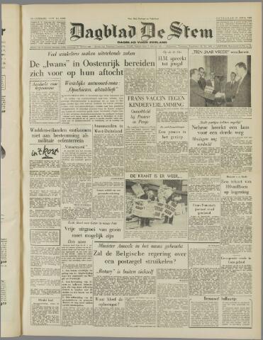 de Stem 1955-04-23