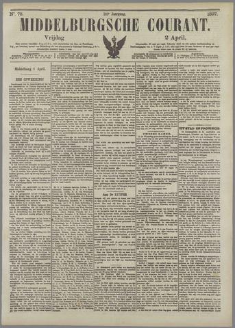 Middelburgsche Courant 1897-04-02