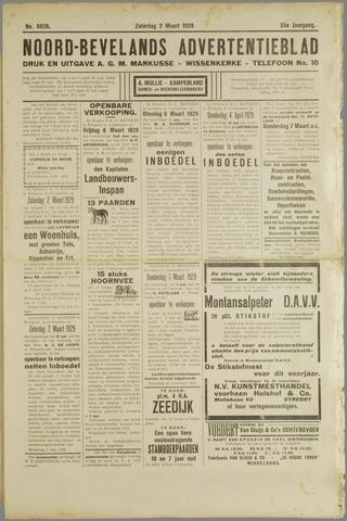 Noord-Bevelands Nieuws- en advertentieblad 1929-03-02