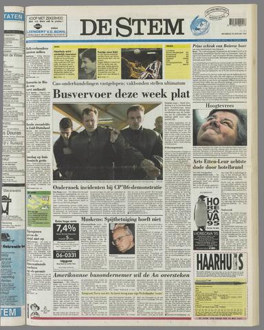 de Stem 1995-01-16