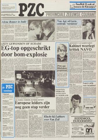 Provinciale Zeeuwse Courant 1985-12-03