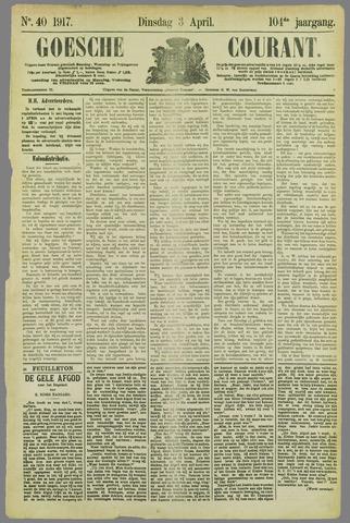 Goessche Courant 1917-04-03
