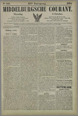 Middelburgsche Courant 1884-10-06
