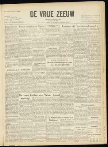 de Vrije Zeeuw 1956-08-31
