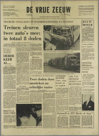 de Vrije Zeeuw 1970-07-20