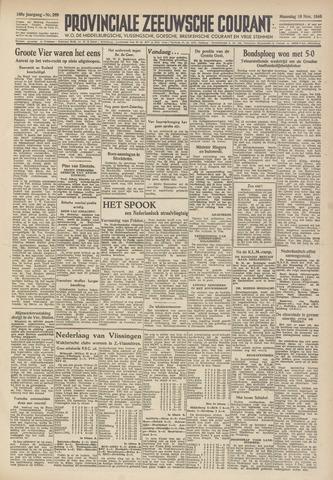 Provinciale Zeeuwse Courant 1946-11-18