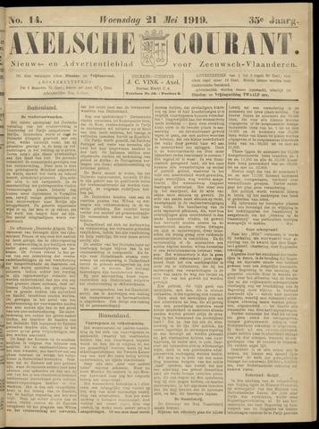 Axelsche Courant 1919-05-21