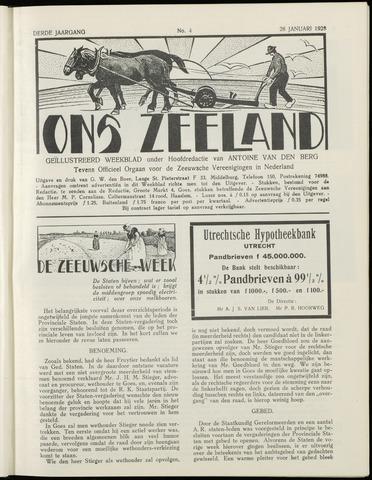 Ons Zeeland / Zeeuwsche editie 1928-01-28
