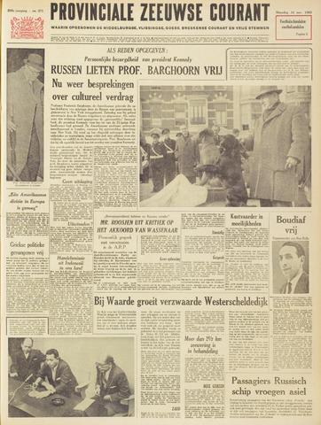 Provinciale Zeeuwse Courant 1963-11-18