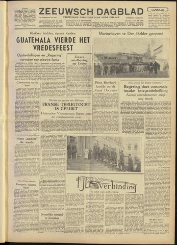 Zeeuwsch Dagblad 1954-07-03