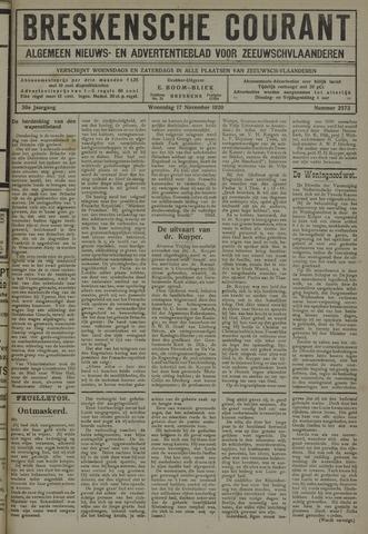 Breskensche Courant 1920-11-17