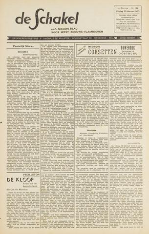 De Schakel 1963-02-22