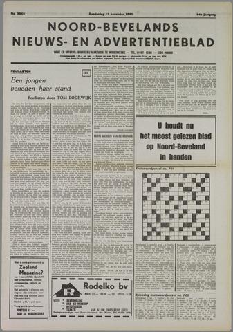 Noord-Bevelands Nieuws- en advertentieblad 1980-11-13