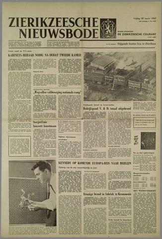 Zierikzeesche Nieuwsbode 1963-03-22