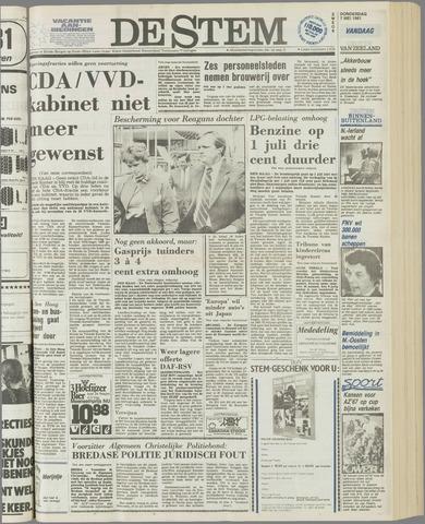 de Stem 1981-05-07
