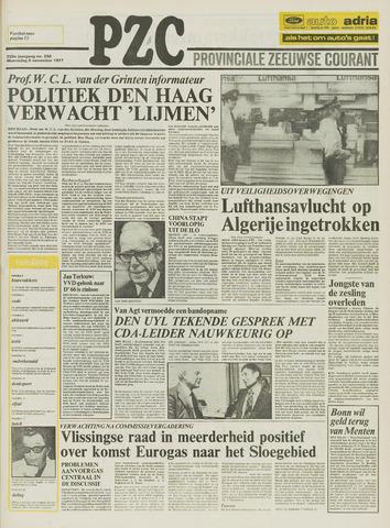 Provinciale Zeeuwse Courant 1977-11-09