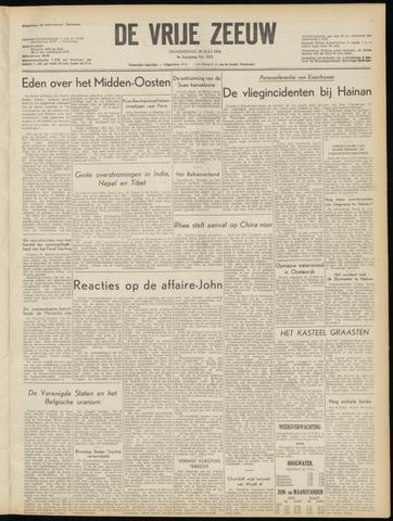 de Vrije Zeeuw 1954-07-29