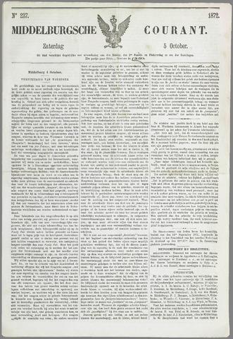 Middelburgsche Courant 1872-10-05
