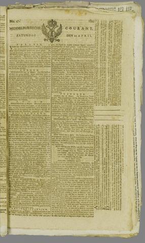 Middelburgsche Courant 1807-04-11