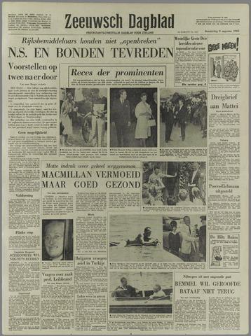 Zeeuwsch Dagblad 1961-08-03