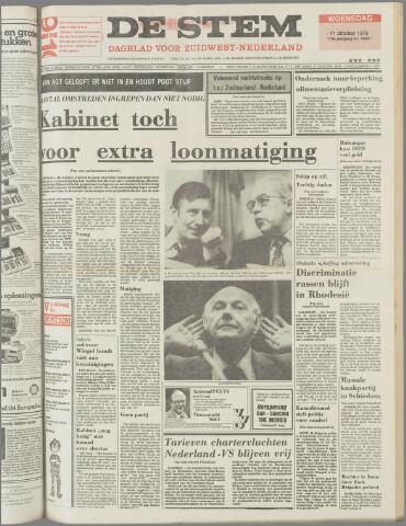 de Stem 1978-10-11