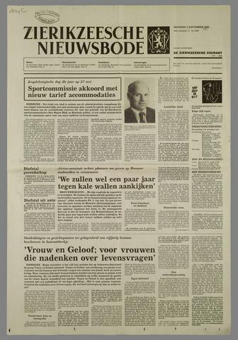 Zierikzeesche Nieuwsbode 1988-11-01