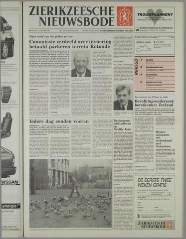 Zierikzeesche Nieuwsbode 1991-01-25