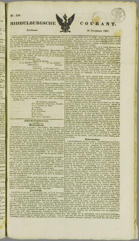 Middelburgsche Courant 1837-11-18