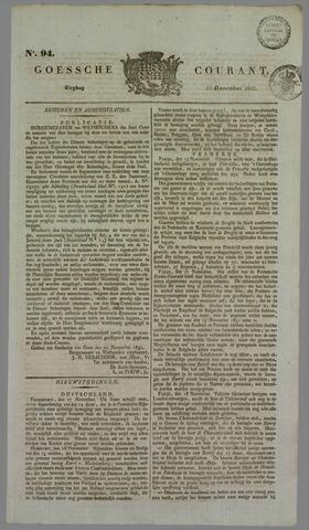 Goessche Courant 1832-11-23